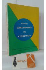 ESTUDIOS SOBRE REFORMA DE ESTRUCTURAS