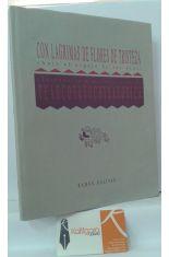 CON LÁGRIMAS DE FLORES DE TRISTEZA (ANTE EL ESPEJO DE TUS OJOS). TLAOCOYAXOCHIXAYOTICA (TEIXPAN IN MIXTELOLO ITEZCA)