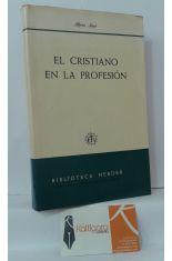 EL CRISTIANO EN LA PROFESIÓN