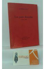 LOS PASOS DETENIDOS, POEMAS 1959