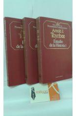 ESTUDIO DE LA HISTORIA (TOMOS I, II Y III)