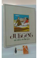 JUEGOS DE NIÑOS DE BURGOS