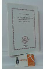 LA UNIVERSIDAD INTERNACIONAL MENÉNDEZ PELAYO. CRÓNICA DE TREINTA AÑOS (1938-1968)