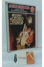 ALFRED HITCHCOCK Y LOS TRES INVESTIGADORES. MISTERIO EN EL CASTILLO DEL TERROR