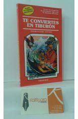 TE CONVIERTES EN TIBURÓN