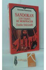 SANDOKÁN, LOS TIGRES DE MOMPRACEM