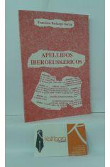 APELLIDOS IBEROEUSKERICOS