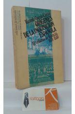 ORÍGENES DE LA INQUISICIÓN ESPAÑOLA. EL TRIBUNAL DE VALENCIA 1478-1530