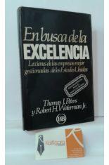 EN BUSCA DE LA EXCELENCIA. LECCIONES DE LAS EMPRESAS MEJOR GESTIONADAS DE LOS ESTADOS UNIDOS
