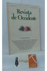 REVISTA DE OCCIDENTE Nº 78, NOVIEMBRE 1987. LA DISUASIÓN HOY