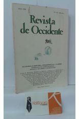 REVISTA DE OCCIDENTE Nº 83 ABRIEL 1988. ECONOMÍA E HISTORIA: PERSISTENCIAS Y CAMBIO