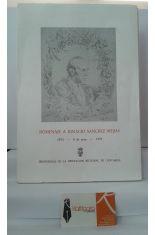 HOMENAJE A IGNACIO SÁNCHEZ MEJÍAS 1891-6 DE JUNIO-1991
