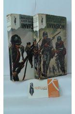 INVASIÓN (2 TOMOS)