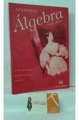 ADDENDA ÁLGEBRA (LINEAL - BÁSICA)