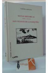 NOTAS HISTÓRICAS SOBRE LA VILLA DE SAN VICENTE DE LA BARQUERA