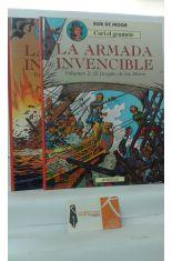 LA ARMADA INVENCIBLE (2 TOMOS). 1, LOS ESPÍAS DE LA REINA. 2, EL DRAGÓN DE LOS MARES. CORI EL GRUMETE
