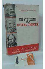ENSAYO CRÍTICO DE LA DOCTRINA COMUNISTA, DE LAS LEYES DE MINOS EN CRETA A LA IV INTERNACIONAL