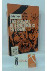 LAS BRIGADAS INTERNACIONALES EN ESPAÑA