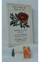 LAZARILLO DE TORMES - LA VIDA DEL BUSCÓN - EL DIABLO COJUELO
