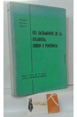 LOS SACRAMENTOS DE LA EUCARISTÍA, ORDEN Y PENITENCIA (PRO MANUSCRIPTO)