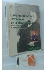 HACIA UN NUEVO INVENTARIO DE LA CIENCIA ESPAÑOLA. ACTAS DE LAS IV JORNADAS DE HISPANISMO FILOSÓFICO
