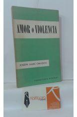 AMOR O VIOLENCIA