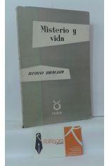 MISTERIO Y VIDA