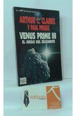 VENUS PRIME 3, EL JUEGO DEL ESCONDITE
