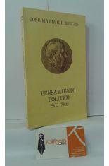 PENSAMIENTO POLÍTICO 1962-1969