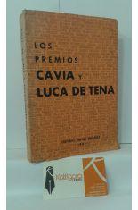 LOS PREMIOS MARIANO DE CAVIA Y LUCA DE TENA