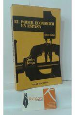 EL PODER ECONÓMICO EN ESPAÑA (1939-1970), UN ANÁLISIS SOCIOLÓGICO