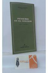 PENSEMOS EN EL CONCILIO, CARTA PASTORAL