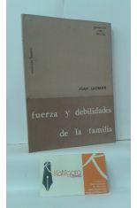 FUERZA Y DEBILIDADES DE LA FAMILIA