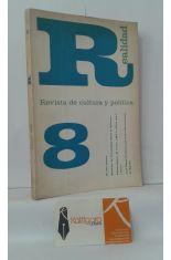 REALIDAD, REVISTA DE CULTURA Y POLÍTICA 8