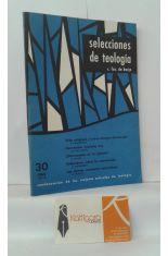 SELECCIONES DE TEOLOGÍA 30, 1969, VOL. 8