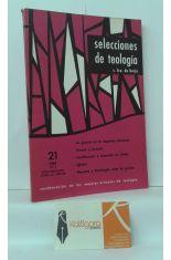 SELECCIONES DE TEOLOGÍA 21, 1967, VOL. 6