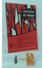 SELECCIONES DE TEOLOGÍA 28, 1968, VOL. 7