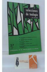 SELECCIONES DE TEOLOGÍA 27, 1968, VOL. 7