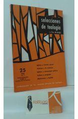 SELECCIONES DE TEOLOGÍA 25, 1968, VOL. 7