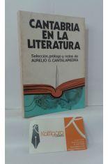 CANTABRIA EN LA LITERATURA