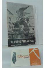 30 FOTOS FALLAS 1962