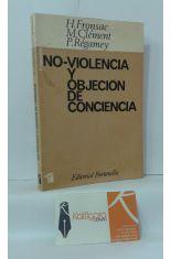 NO VIOLENCIA Y OBJECIÓN DE CONCIENCIA