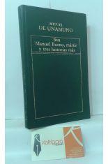 SAN MANUEL BUENO, MÁRTIR -  OTRAS HISTORIAS