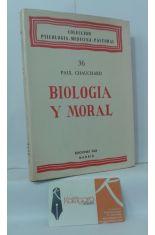 BIOLOGÍA Y MORAL