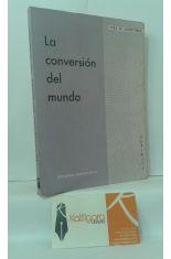 LA CONVERSIÓN DEL MUNDO