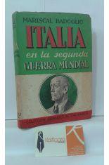 ITALIA EN LA SEGUNDA GUERRA MUNDIAL