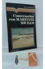 CONVERSACIÓN CON MARTÍNEZ NOVILLO