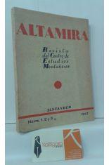 REVISTA ALTAMIRA. NÚMEROS 1, 2 Y 3. 1947