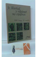 FE, LIBERTAD Y RELIGIONES NO CRISTIANAS