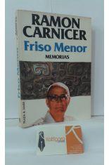 FRISO MENOR, MEMORIAS